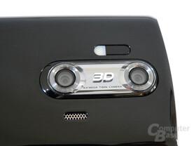 Sharo Aquos SH80F: Doppellinse auf der Rückseite