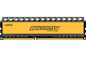 Crucial Ballistix Tactical 8 GB DDR3