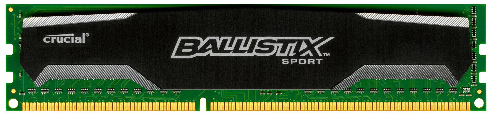 Crucial Ballistix Sport 8 GB DDR3