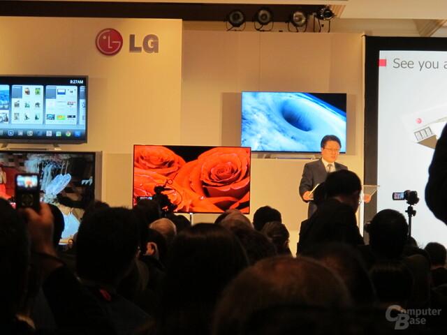 55-Zoll-OLED-TV von LG