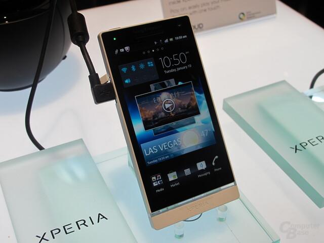 Sony Ecisson Xperia S