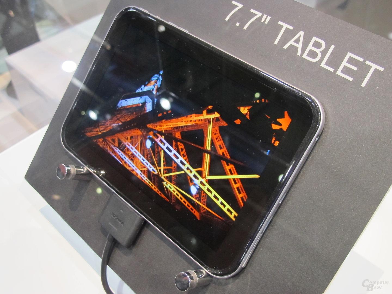 """Toshiba 7,7"""" Tablet"""
