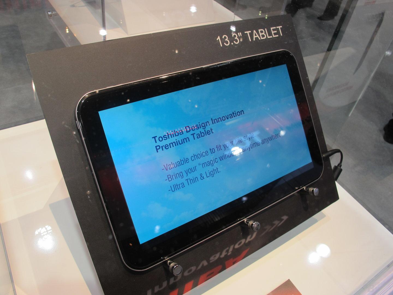 """Toshiba 13,3"""" Tablet"""