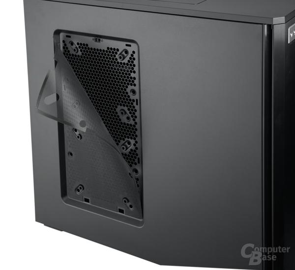 Corsair Obsidian 550D (Staubfilter mit Magnethalterung)