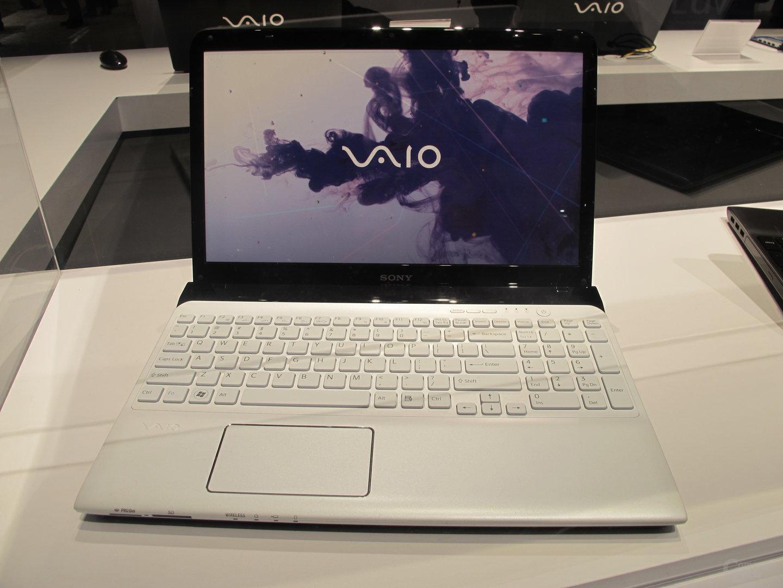 Sony Vaio-Designkonzept