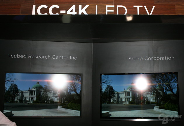 Sharp ICC-4K-TV