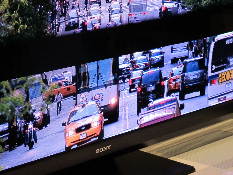 Sony Crystal LED Display