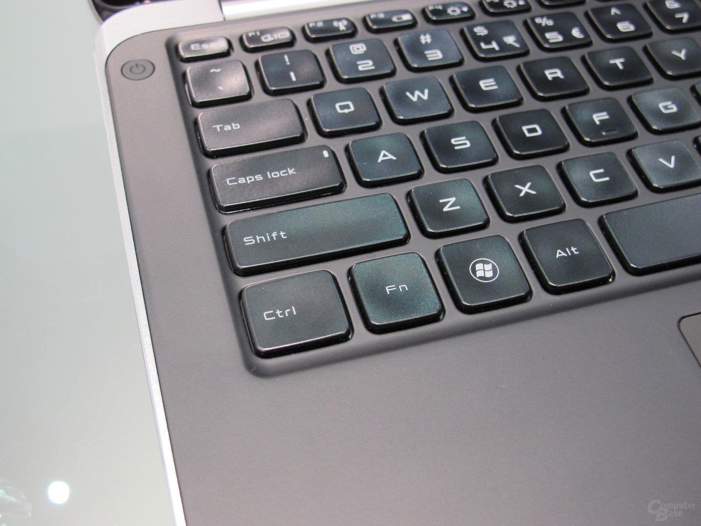 Dell XPS 13 – Erster Eindruck (CeBIT 2012)