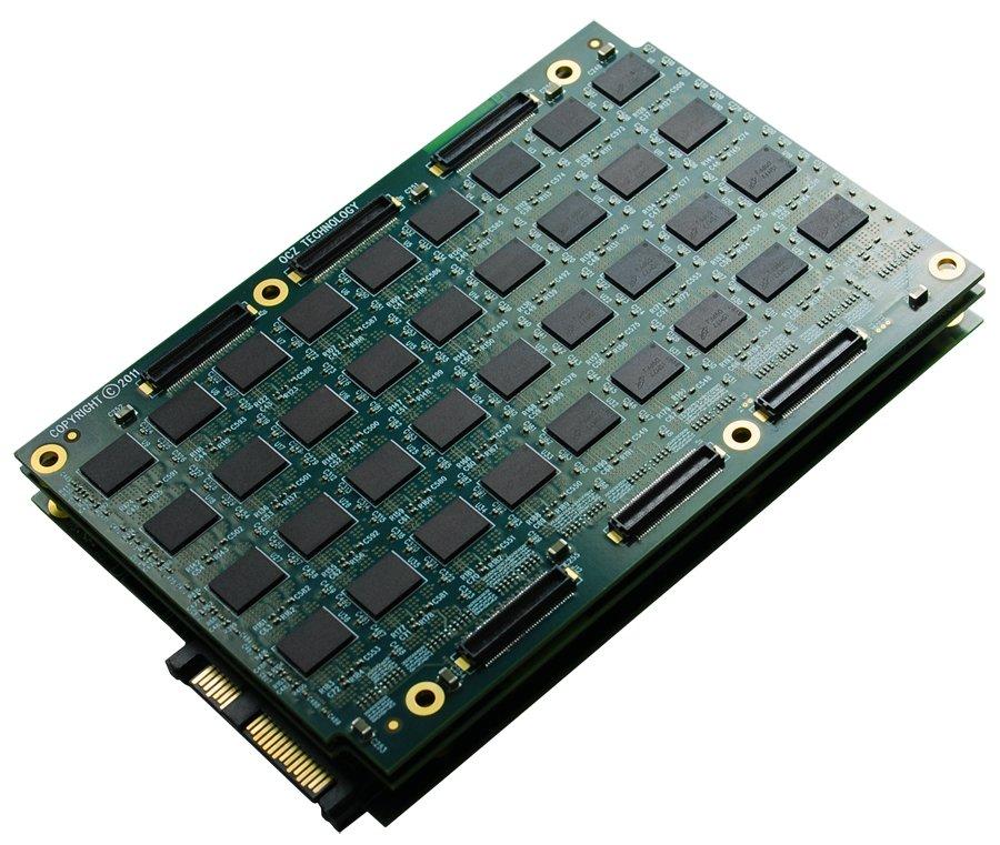 OCZ æonDrive DRAM-SSD