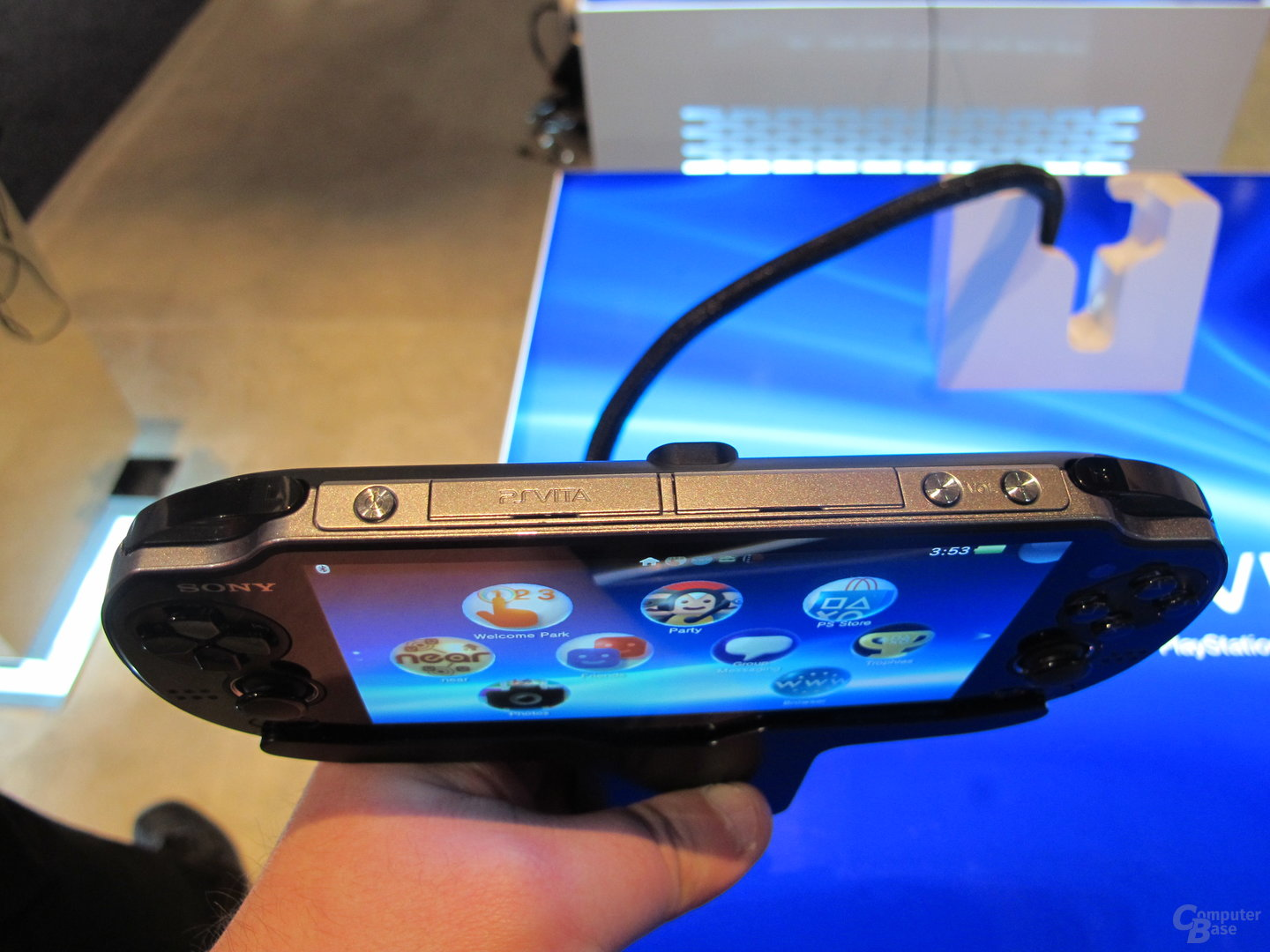 Sony PlayStation Vita - Hands-on