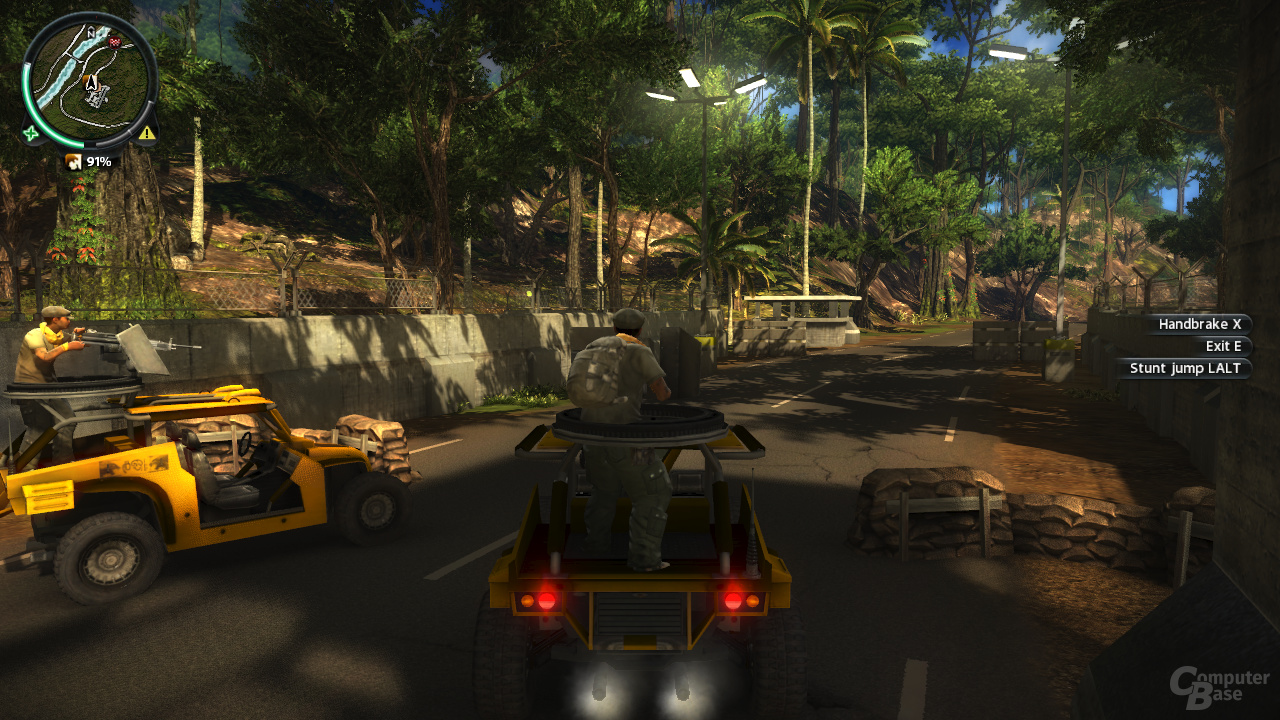 Just Cause 2 - AAA