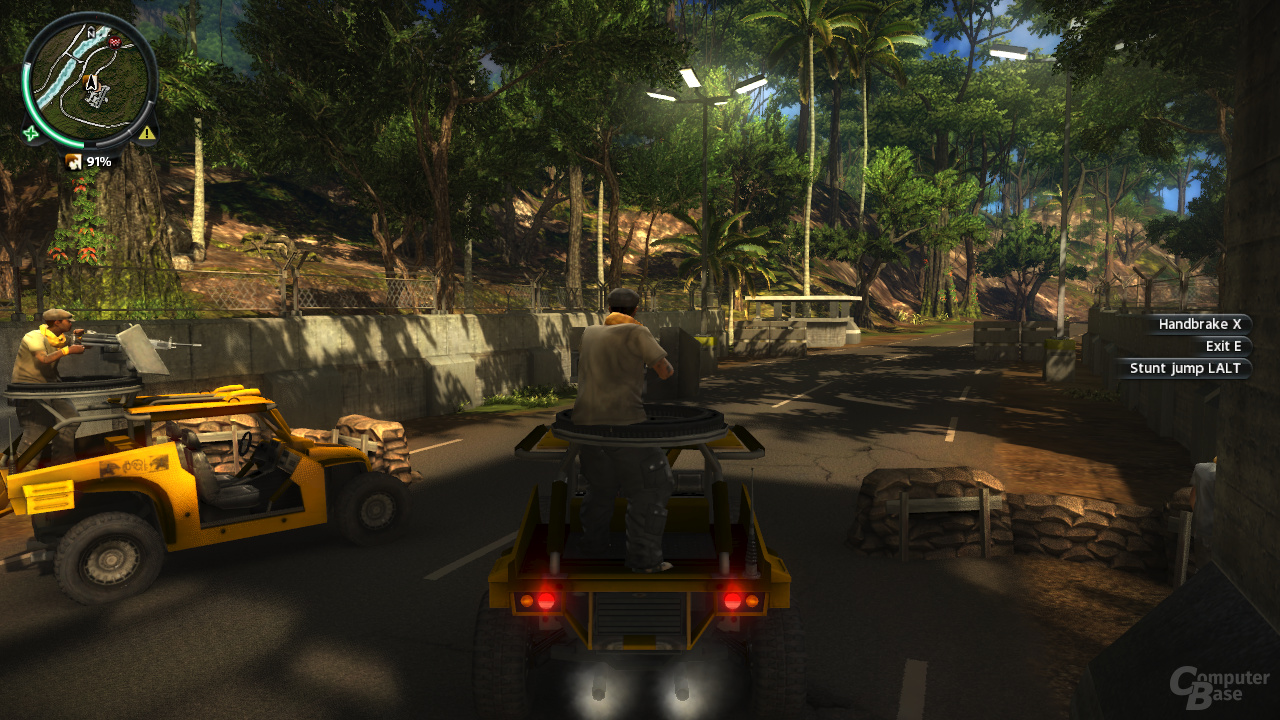 Just Cause 2 - SSAA
