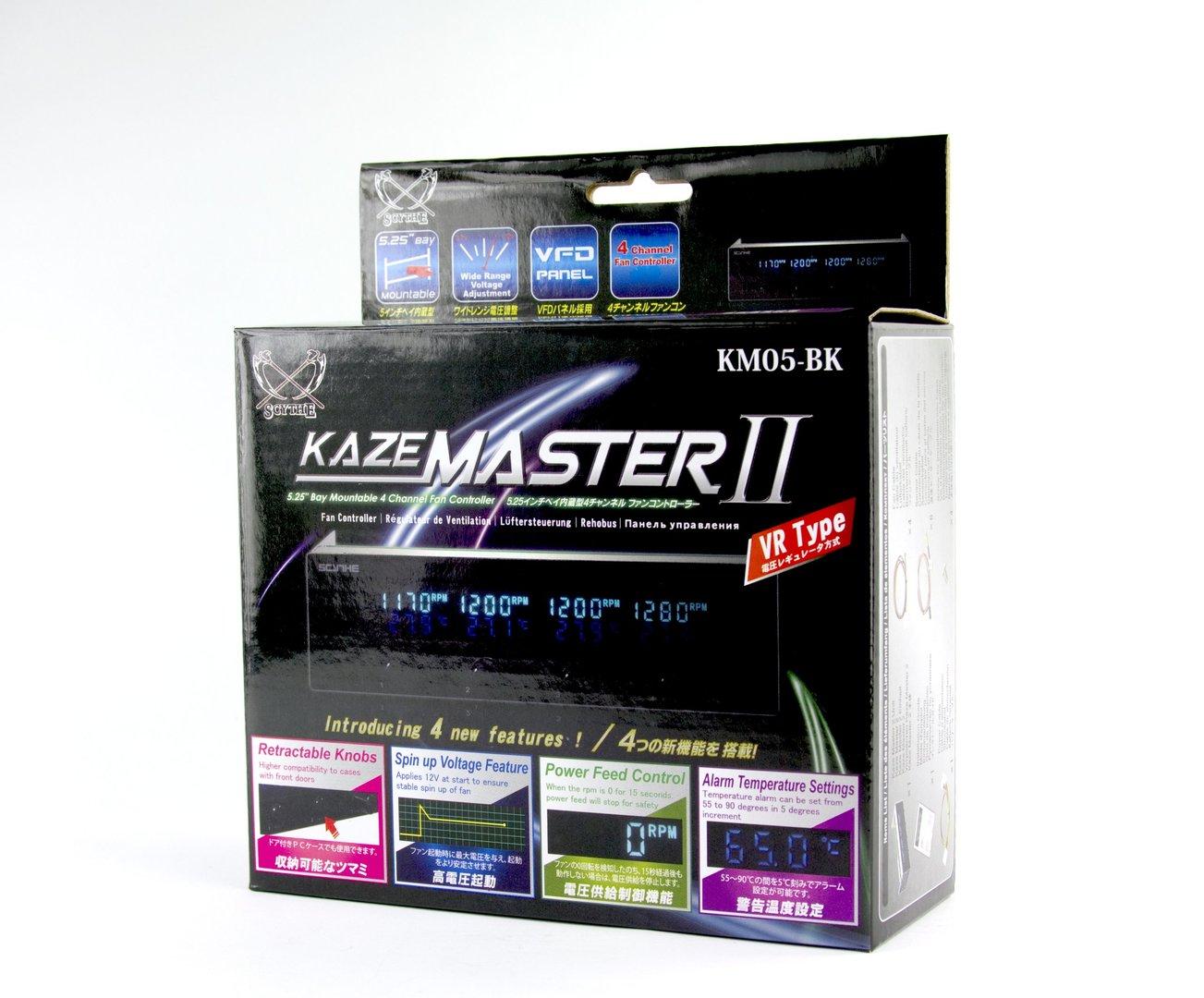 Scythe Kaze Master II