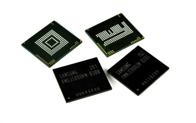 eMCP von Samsung