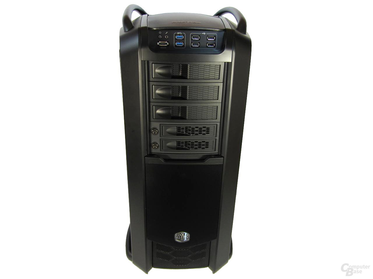 Cooler Master Cosmos II – Front