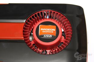 Radeon HD 7950 Lüfter