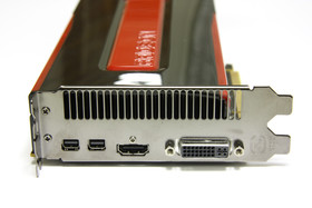 Radeon HD 7950 Slotblech