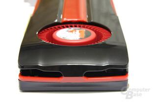 Radeon HD 7950 von hinten