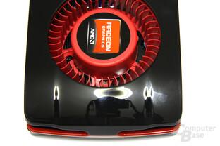 Radeon HD 7950 von oben