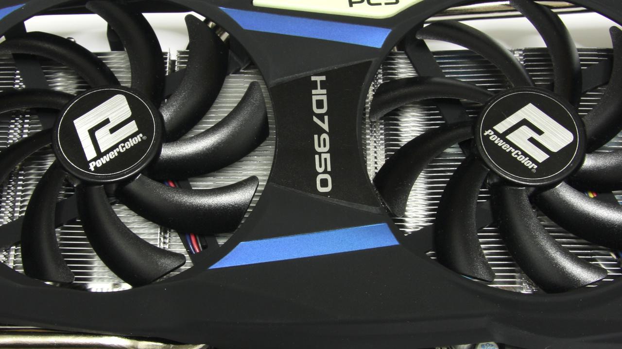 AMD Radeon HD 7950 (CrossFire) im Test: 1 × leise, 1 × Durchschnitt