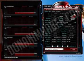 HD 7950 mit 880 MHz GPU-Takt