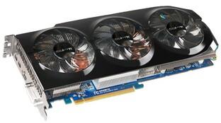Radeon HD 7950 von Gigabyte