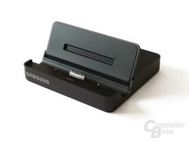 Samsung Serie 7 Slate: Dockingstation