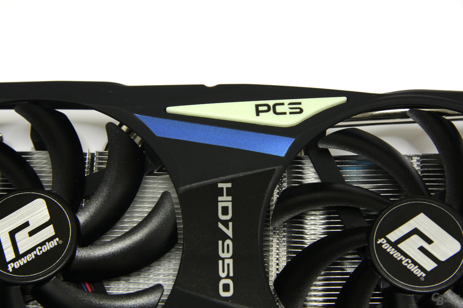 Radeon HD 7950 PCS+ Logo