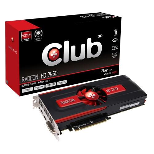 Club 3D HD 7950