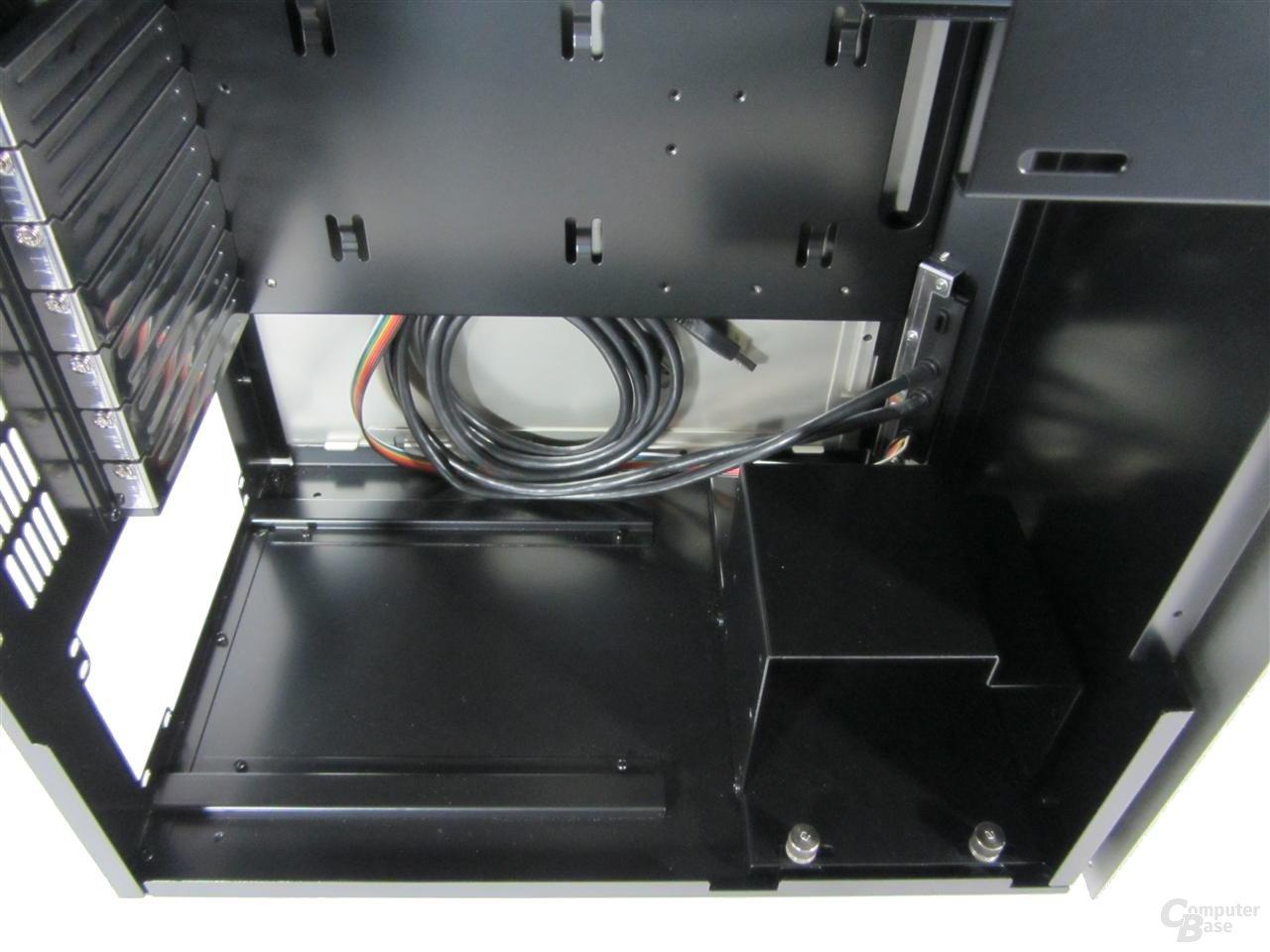 Abee DX4 – Innenraum