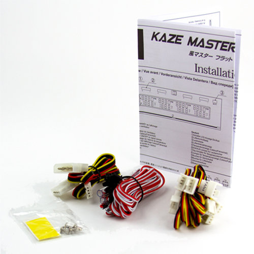 Scythe Kaze Master Flat
