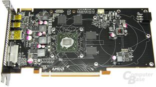 Radeon HD 7770 ohne Kühler