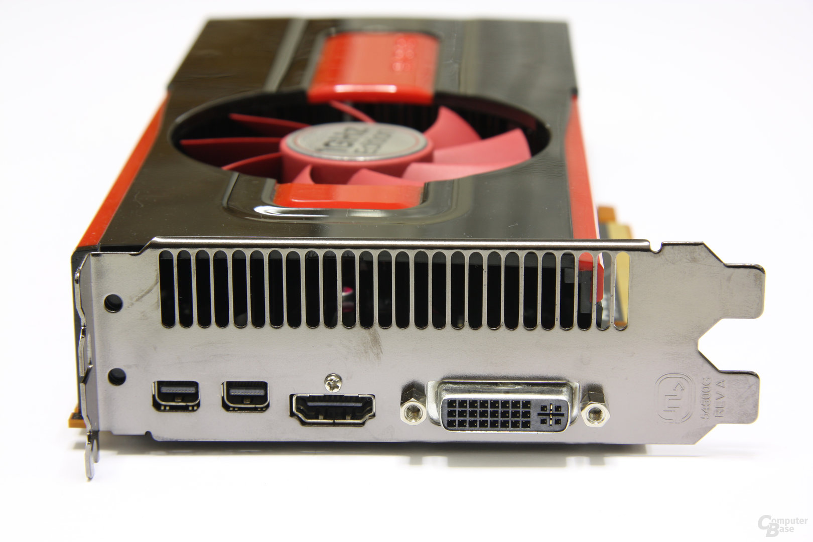 Radeon HD 7770 Slotblech