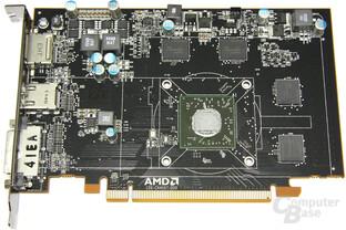 Radeon HD 7750 ohne Kühler