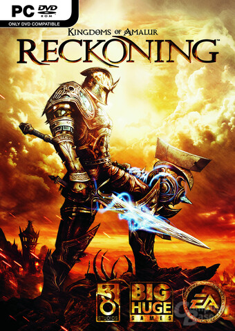 Kingdoms of Amalur - Reckoning Deutsche  Texte, Untertitel, Menüs Cover