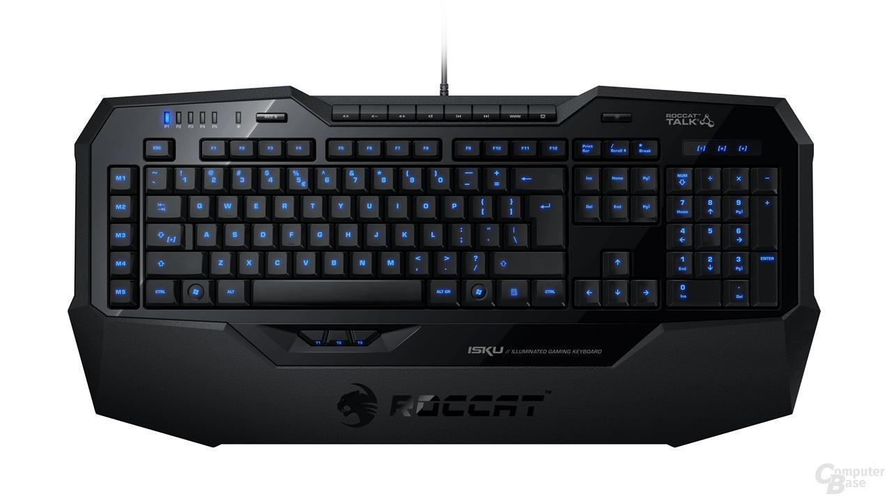 ROCCAT-Isku Keyboard