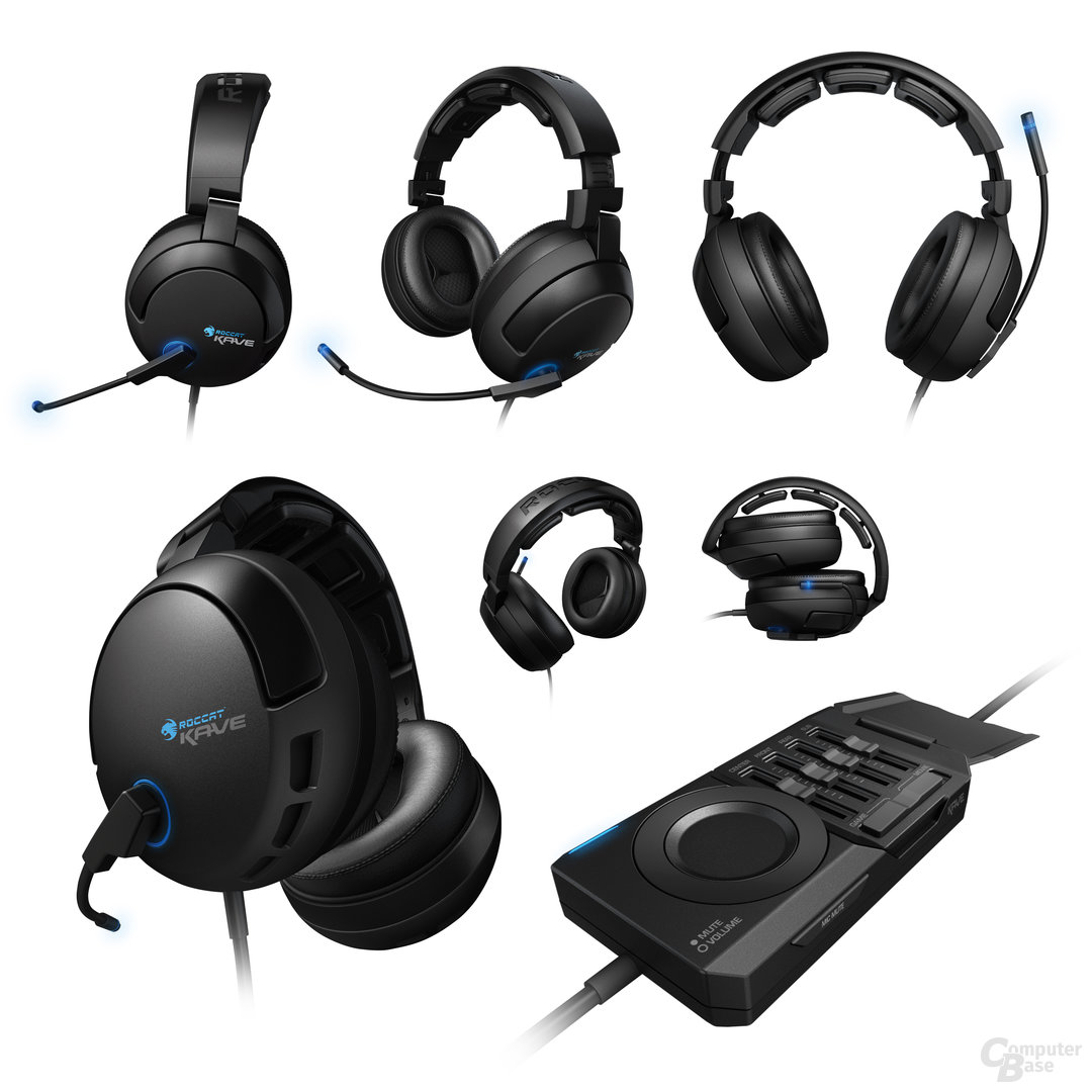 ROCCAT-Kave Headset