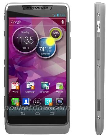 Erstes Medfield-Smartphone von Motorola