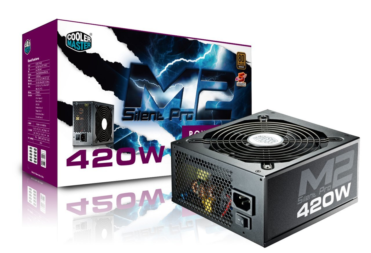 Cooler Master Silent Pro M2
