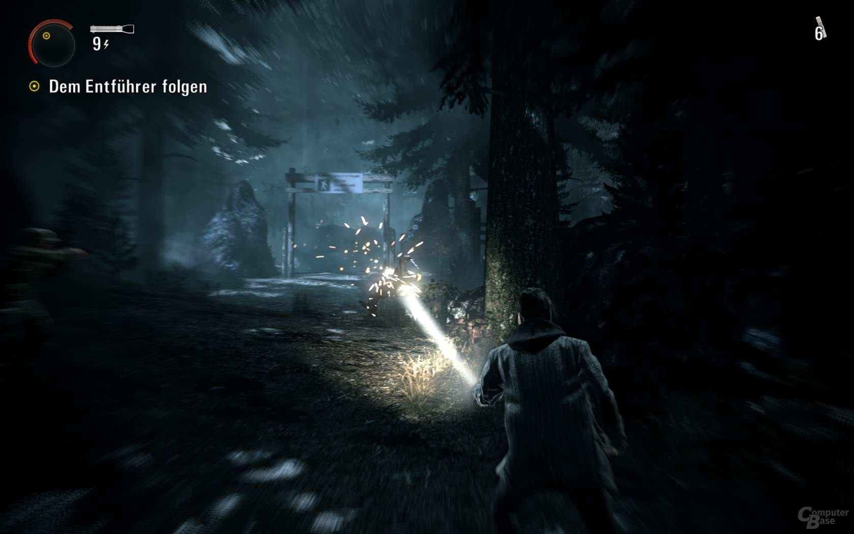 Alan Wake - Grafik