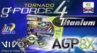 GeForce4 Ti4200 AGPx8 ViVo