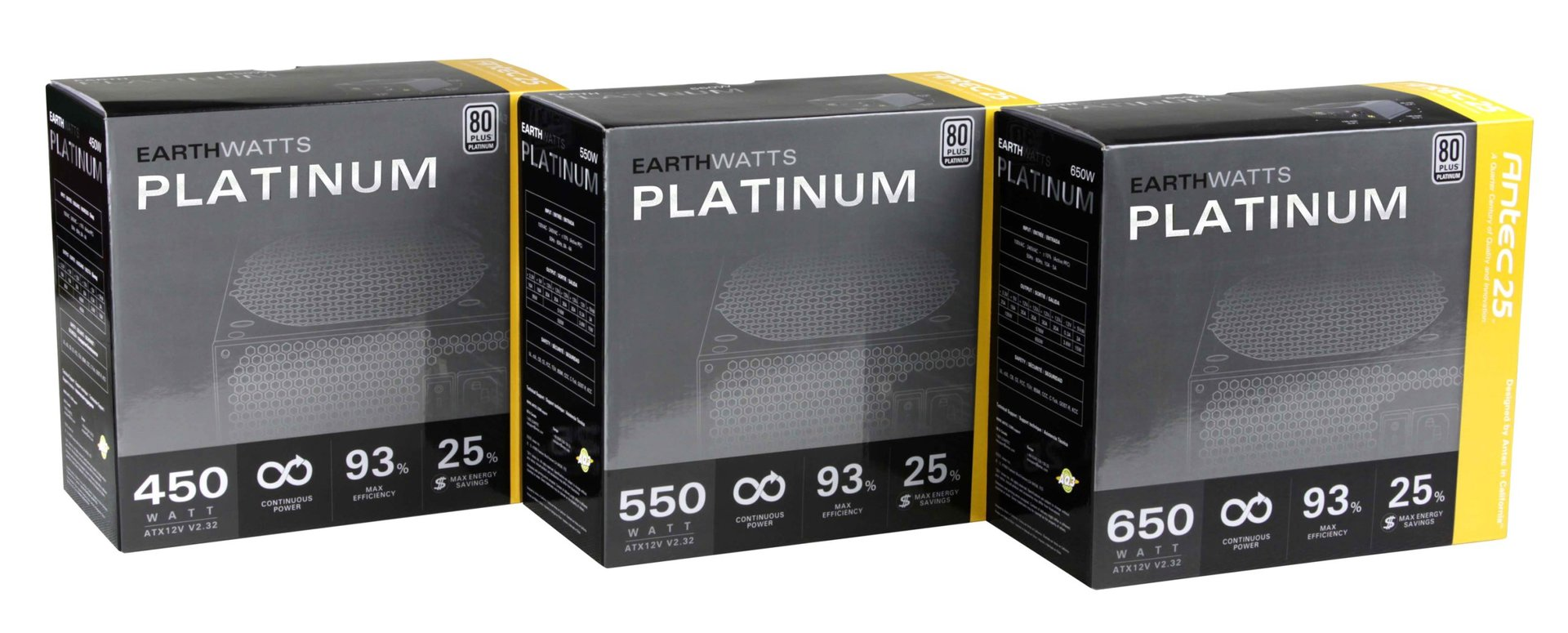 Antec EarthWatts Platinum