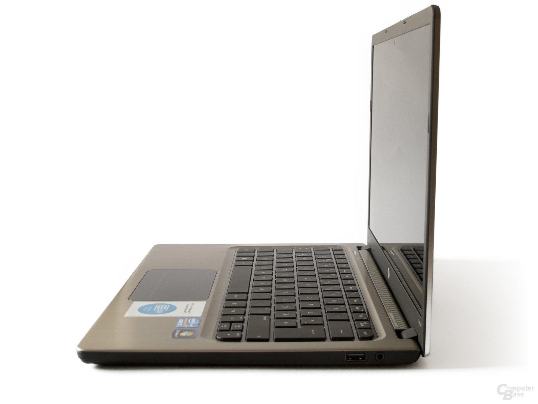 HP Folio 13: Profil