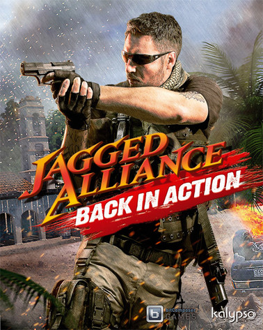 JA: Back in Action - Packshot