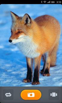 Firefox OS - Kamera