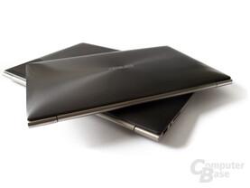 Asus Zenbook UX21E & UX31E