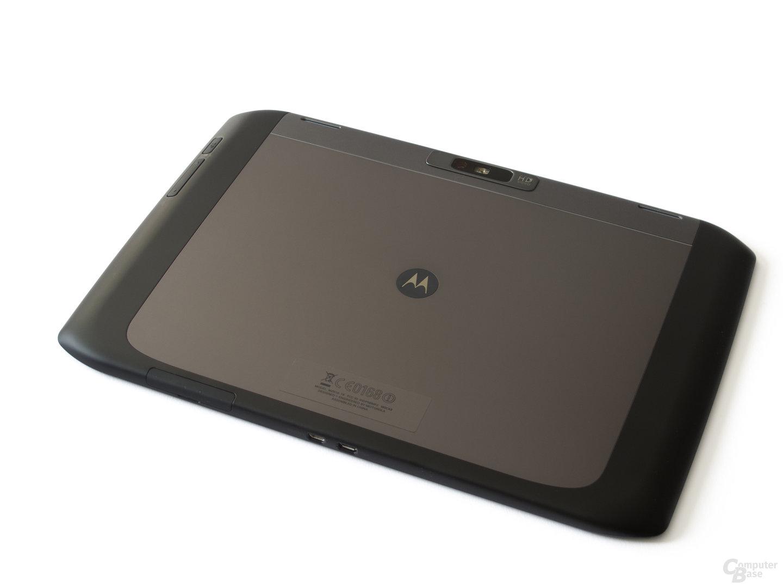 Motorola Xoom 2: Rückseite