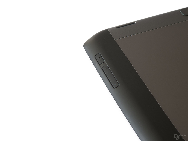Motorola Xoom 2: Tasten