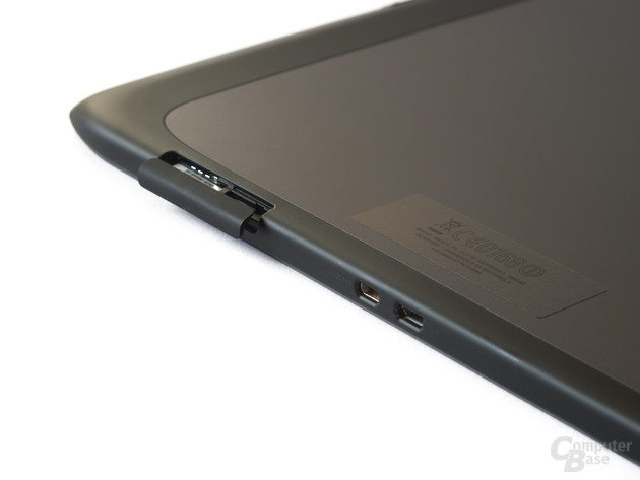 Motorola Xoom 2: SIM-Karten-Slot
