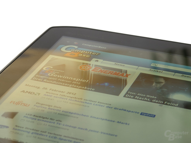 Motorola Xoom 2: Display